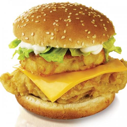 Supreme Chicken Fillet Burger