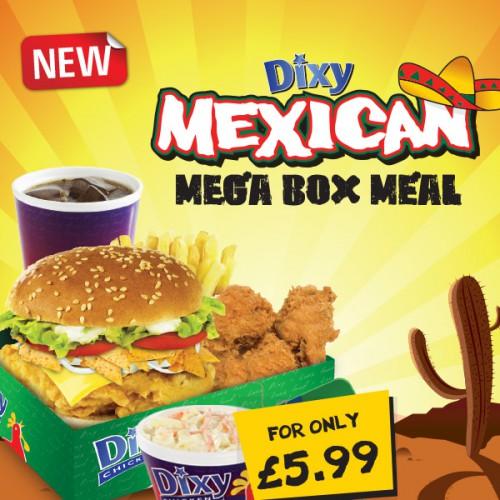 Mexican Mega Box